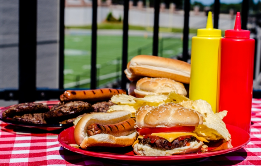 tailgate party menu inspiration