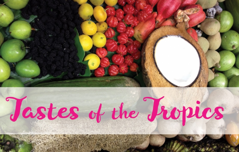 Tastes of the Tropics Podcast