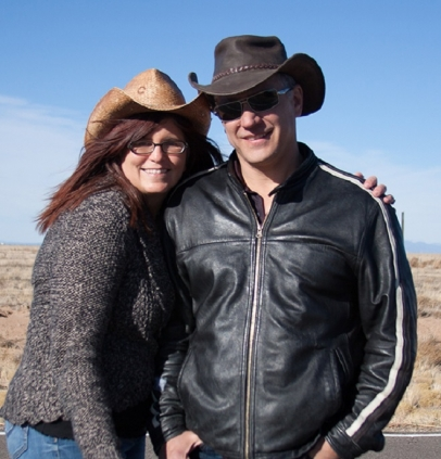 Publishers of Edible Santa Fe - Stephanie and Walt Cameron