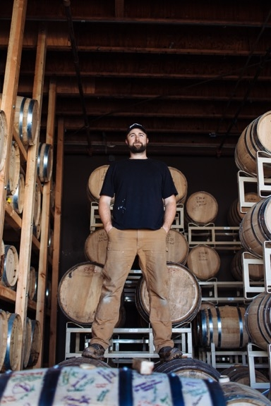 Adam Siegel of Sonoma County Distilling Co.