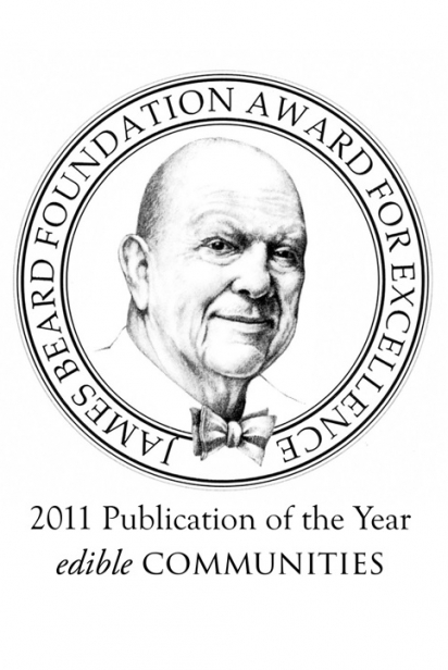 James Beard Foundation Award for Edible Communities