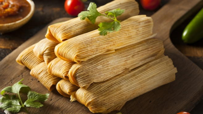 how to make and freeze tamales