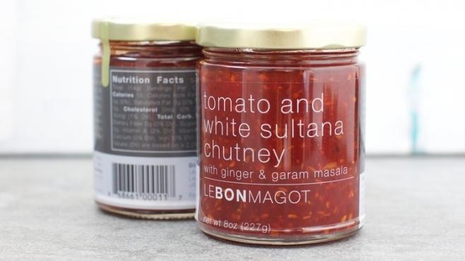 Le Bon Magot Tomato Chutney
