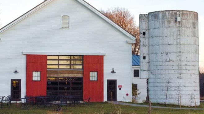 Throwback Brewery at Hobbs Farm