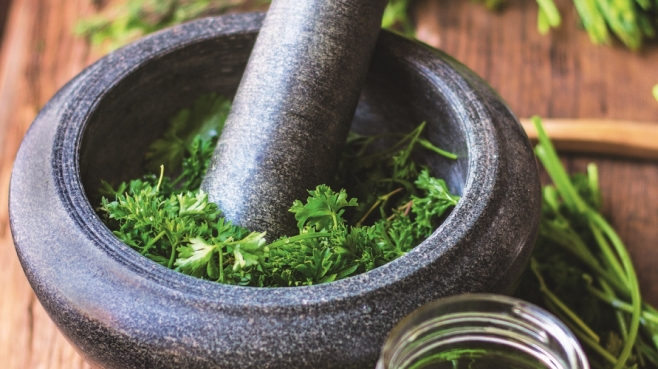 how to make fermented herbs