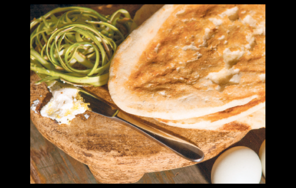House-Made Grilled/Baked Naan